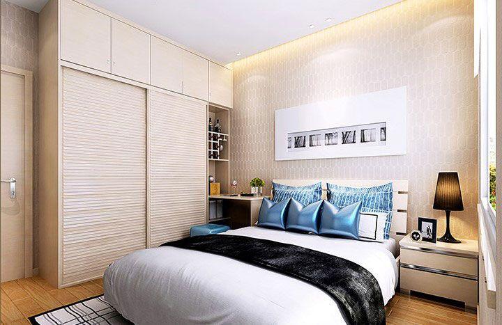 整体卧房1